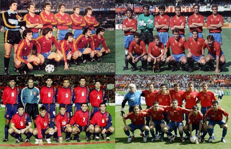 20689 - ¿Cuántos partidos jugaron con la selección española estos ex jugadores?