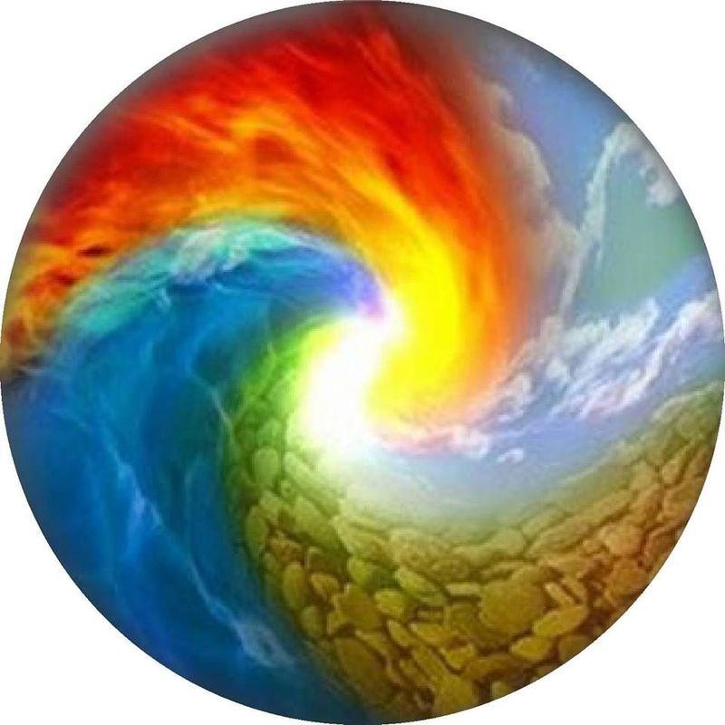 ¿Cuáles son los elementos naturales físicos fundamentales en la Tierra? (Geografía - 1 ESO)