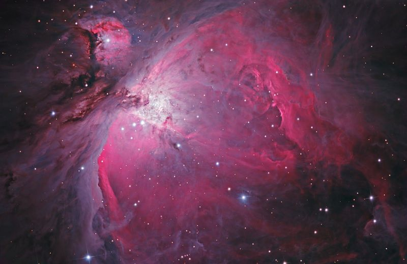¿Qué son las nebulosas?