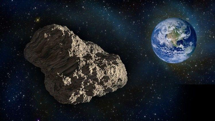 ¿En qué se diferencia un meteorito de un asteroide?