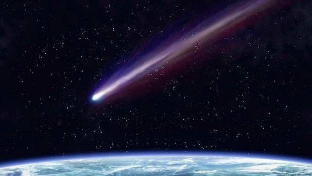 ¿Qué nombre tiene este famoso cometa?