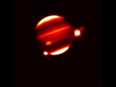 ¿Cuál fue el cometa que impactó en Júpiter el año 1994?