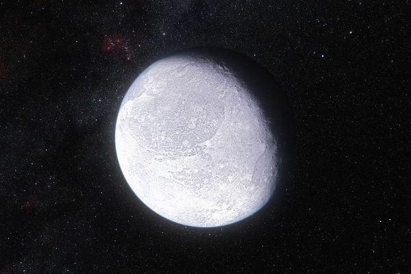 ¿Cuál de los siguientes planetas no es un planeta enano?