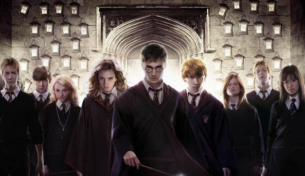20751 - Personajes secundarios de Harry Potter