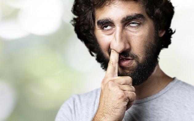 ¿Alguna vez te has sacado un moco de la nariz y te lo has comido?