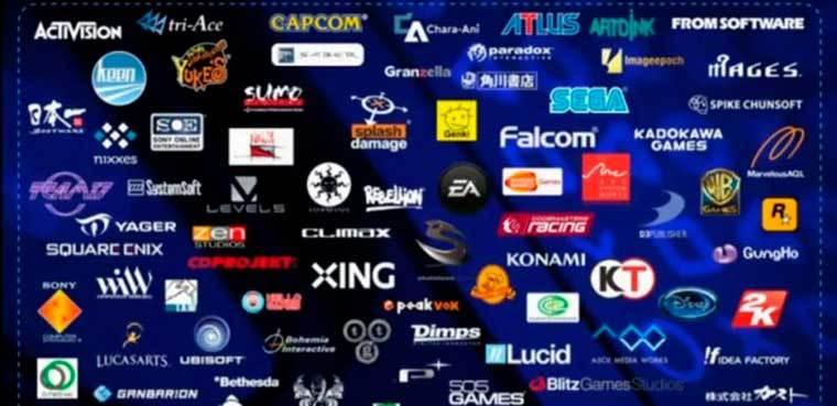 20750 - Desarrolladores de videojuegos