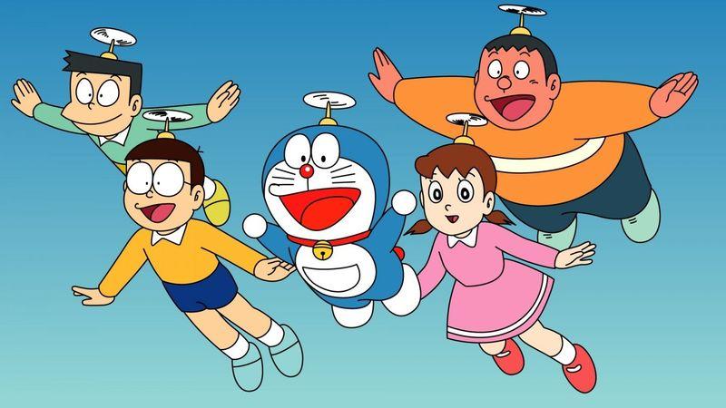 16039 - ¿Qué personaje de Doraemon eres?