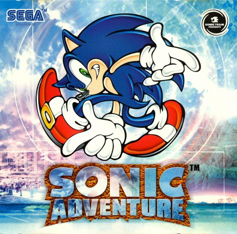 Empezamos con una facilita ¿para qué consola salió el primer Sonic Adventure?