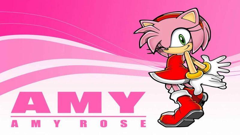 ¿En qué consisten los niveles de Amy dentro del juego?