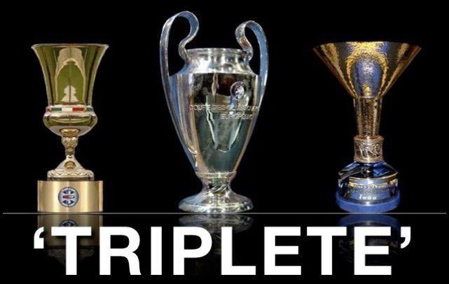 Ganar  SOLO títulos internacionales consecutivamente por 3 años O ganar SOLO títulos locales (Liga y Copa) por 6 años