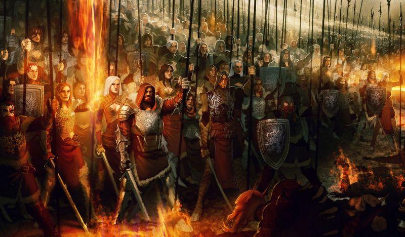¿En qué nación surgieron los primeros Guardas Grises?