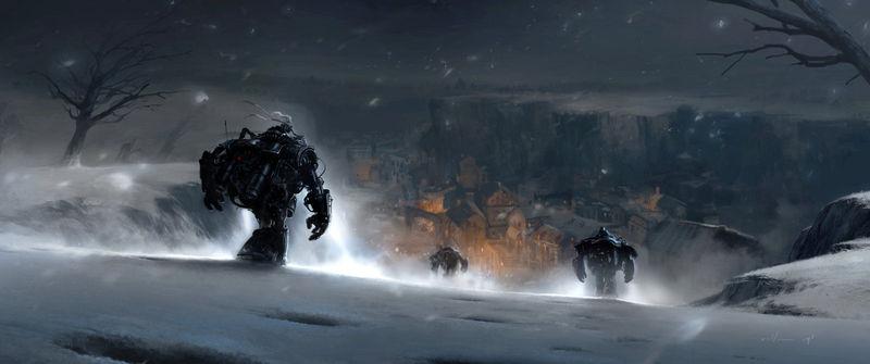 ¿Cómo se llama la ciudad en la que comenzamos el juego con Terra, Biggs y Wedge?