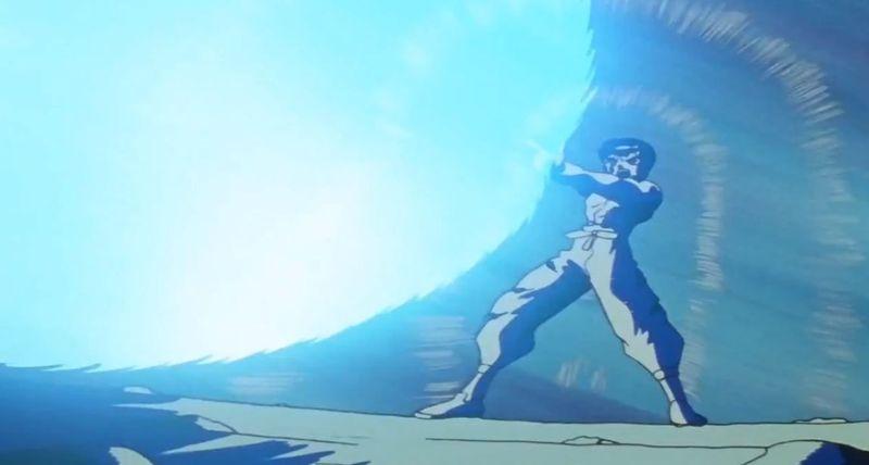 ¿Cómo se llama el ataque principal de Yusuke?