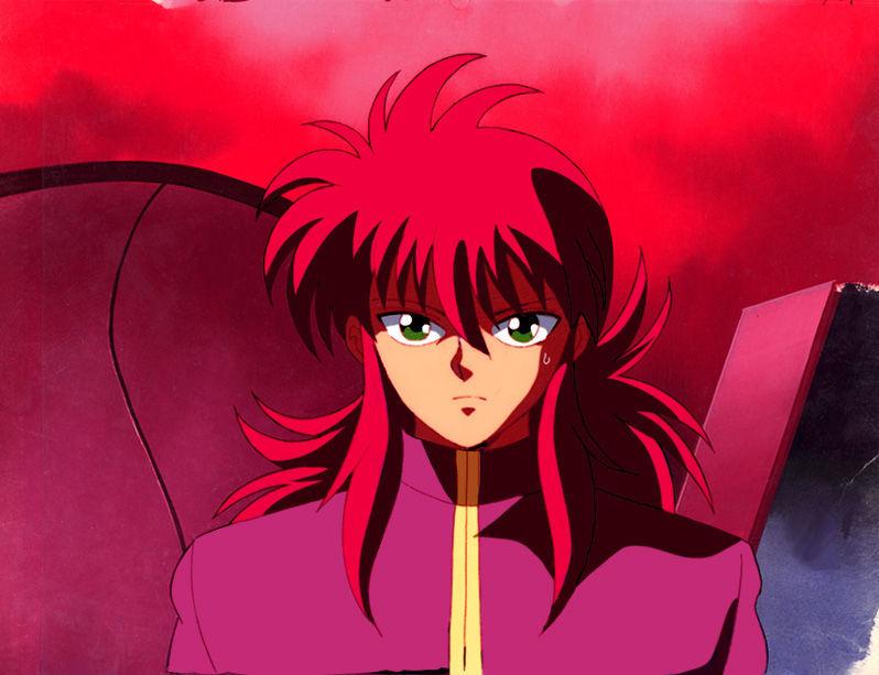 ¿En qué se transforma Kurama para utilizar todo su poder?