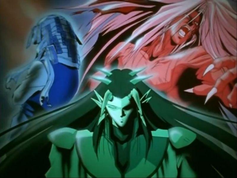 ¿Cuál de los tres reyes del mundo infernal es el primero en morir?