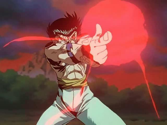 ¿Contra quién lucha su último combate en la serie Yusuke?