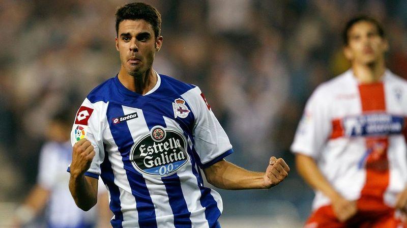 ¿A qué club ha sido cedido el mediocampista Juan Domínguez? (Procedente del Deportivo)