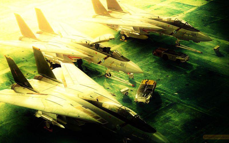 Esta pregunta es un tanto casual: ¿Cuál de los siguientes aviones de combate elegirías?