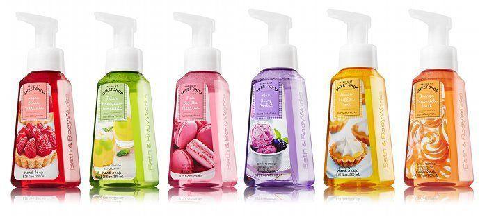 ¿Llegaste a probar un jabón de manos de olor delicioso para saber si sabía igual de bien?