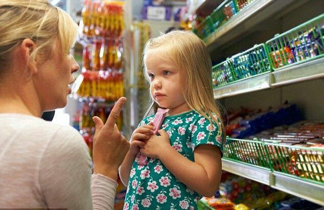 ¿Suplicaste alguna vez en pleno supermercado por una cosa que no estaba hecha para niños? (Tampones, condones..)
