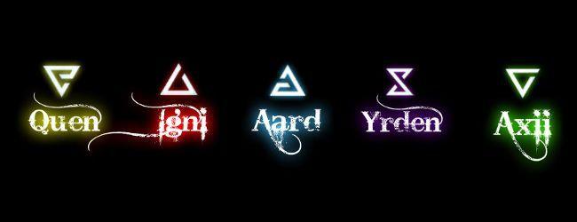 ¿Qué señal de brujo es tu favorita?