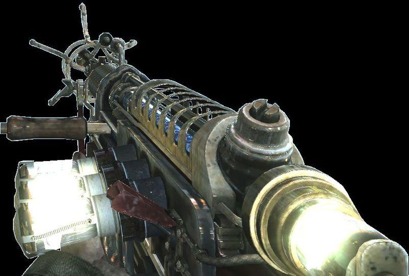 Te ha tocado la Wunderwaffe DG-2. ¿Qué haces ahora?