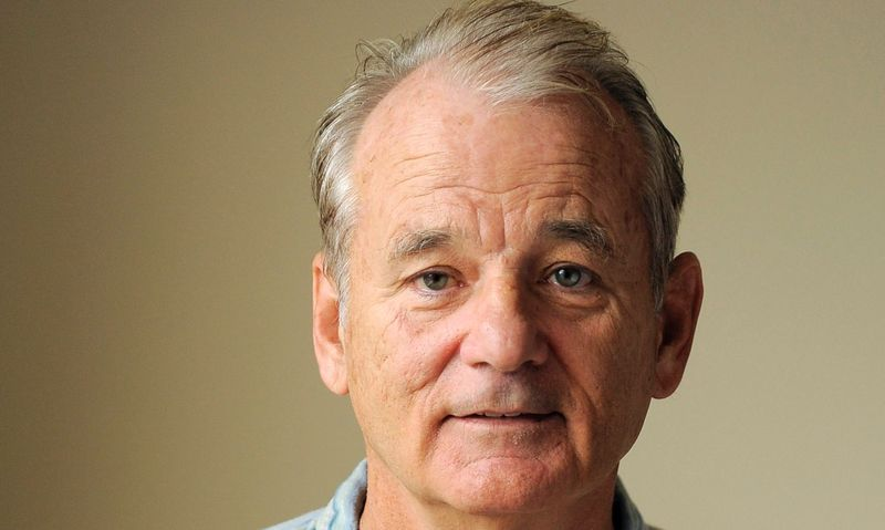 Bill Murray antes de ser actor se ganaba la vida vendiendo...