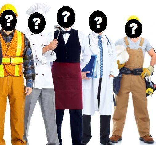 20836 - ¿A qué se dedicaron estos famosos masculinos antes de ser actores?