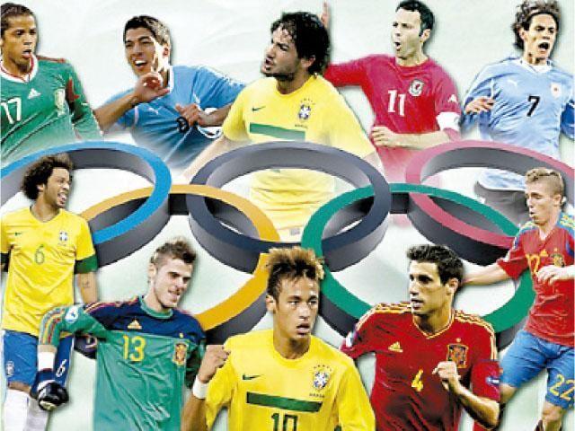 20845 - Fútbol en los Juegos Olímpicos