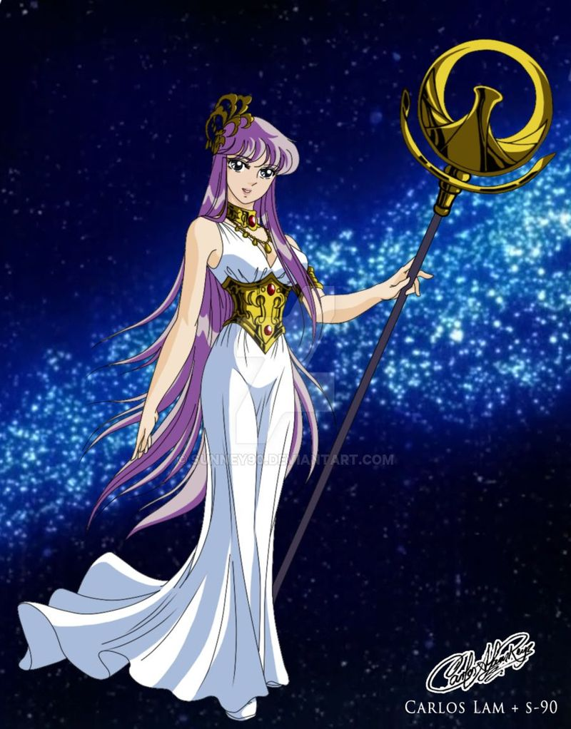 ¿Quién ataca a Saori al principio de la saga de Asgard?