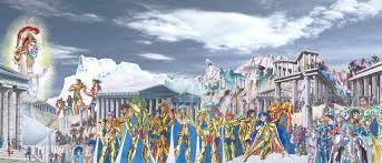 ¿Quiénes atacan el santuario después de la saga de Poseidón?