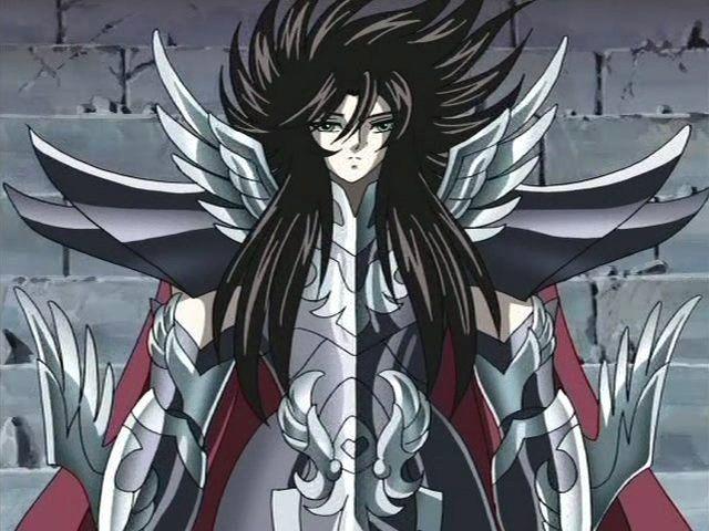 ¿A quién se parece Shun de Andrómeda en la saga de Hades?