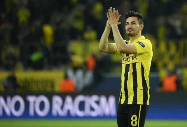 ¿Cuánto ha pagado el Manchester City por Gündoğan? (Procedente del Dortmund)