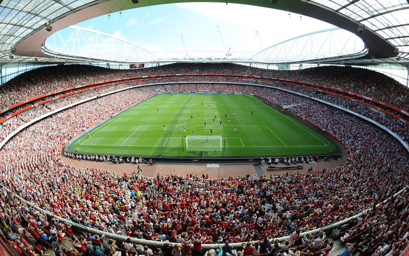 ¿Cómo se llamaba el anterior estadio del Arsenal?