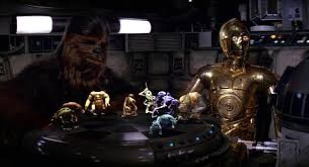 Fieles acompañantes de los protagonistas, ¿droide o wookie?