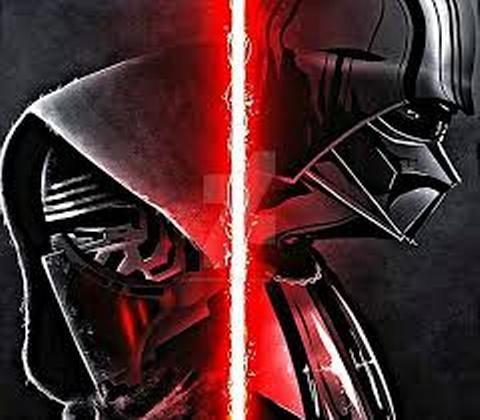 ¿El poderoso Lord Sith o su también poderoso nieto?