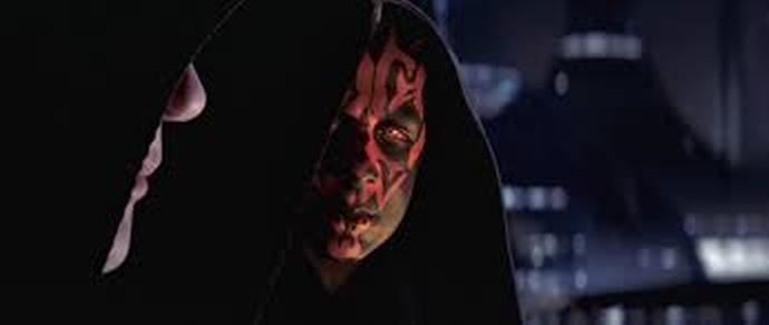 ¿El malvado emperador o su aprendiz entrenado en el combate?