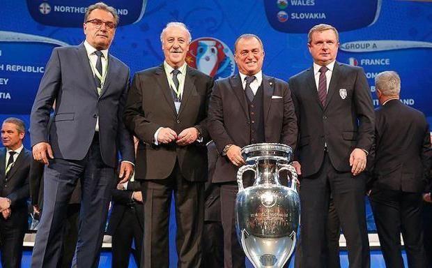 20908 - Relaciona cada selección europea de fútbol con su seleccionador