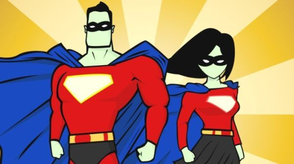20907 - Crea tu superhéroe