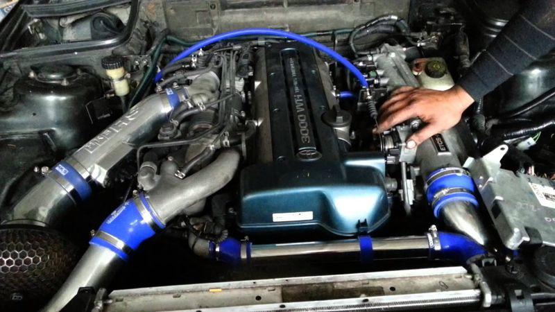 ¿Qué motor aparece en la imagen?