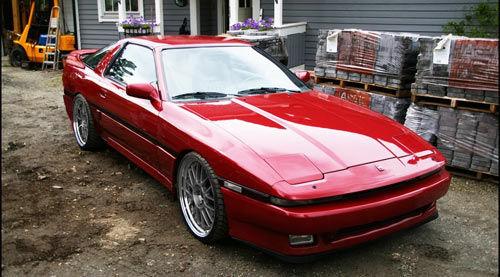 ¿Cuáles fueron los únicos coches comercializados con el mítico 2JZ-GTE?