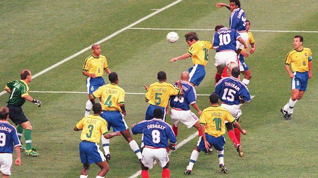 Final Francia 98