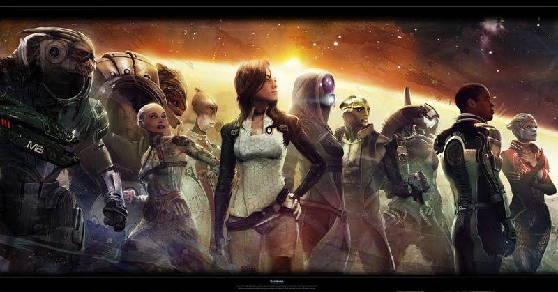 20936 - ¿Quién serías en Mass Effect 2?