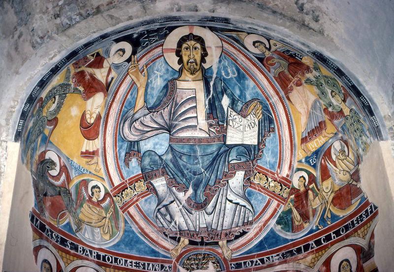Sant Climent de Taül