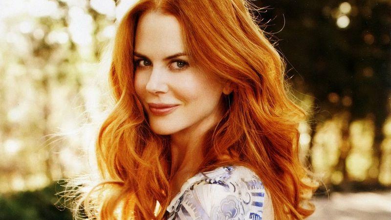 Nicole Kidman antes de ser actriz era...