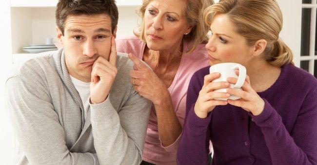 ¿Y qué tal las relaciones familiares? ¿Se lleva bien tu pareja con tus padres?