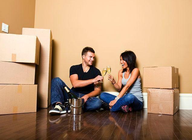 ¿Estáis viviendo juntos en este momento?