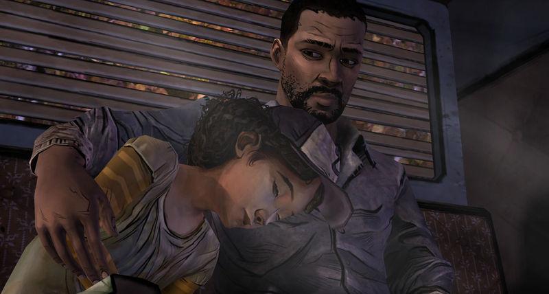 20964 - ¿Qué personaje te protegerá en The Walking Dead?