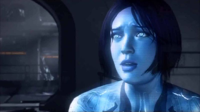 Cortana fue creada usando una copia flash del cerebro de...