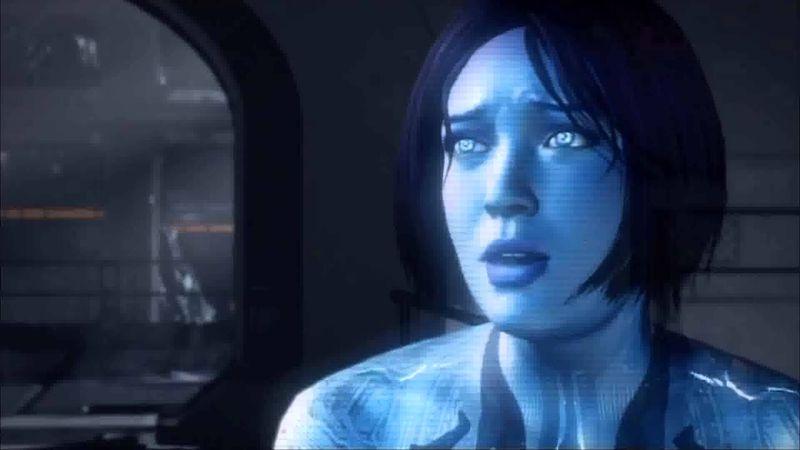 Cortana fue creada usando una copia flash del cerebro de...